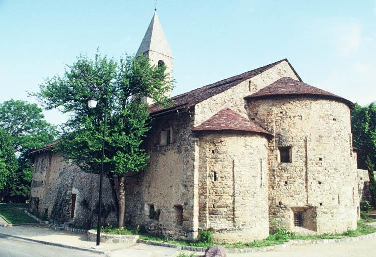 Église paroissiale de l'Invention de la Sainte-Croix