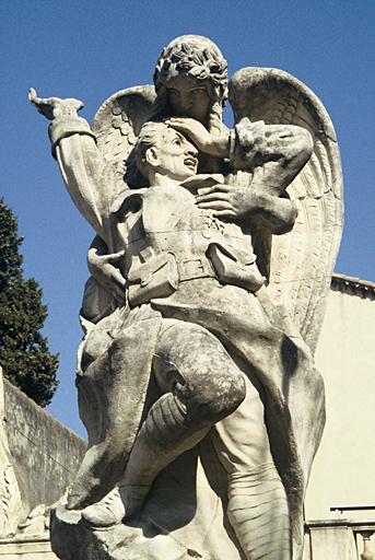 Monument aux morts de la guerre de 1914-1918 de Vallauris Golfe-Juan