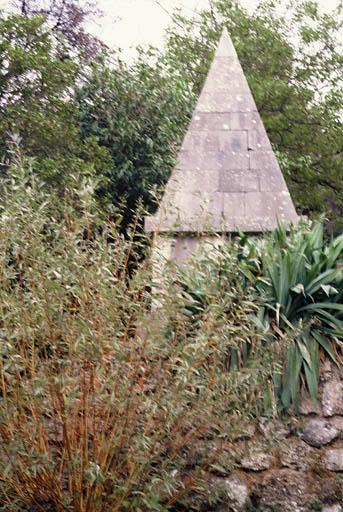 Maison dite villa Noailles et son jardin