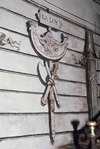 maison dite villa Fragonard (ancienne), maison du peintre Fragonard