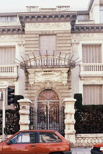 Maison dite villa La Belle Epoque
