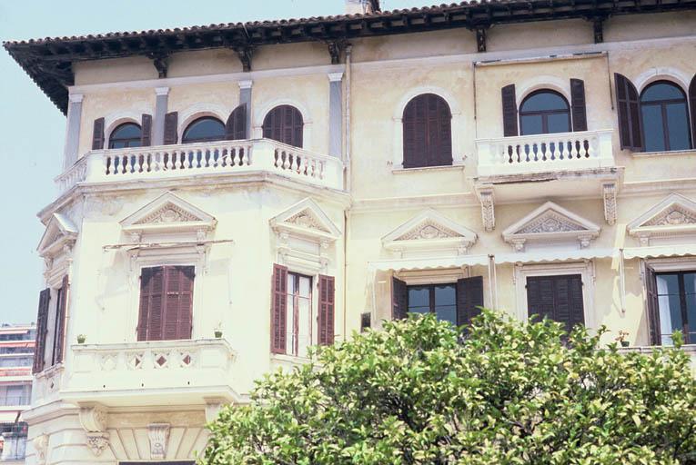 Maison dite villa Pastorelle