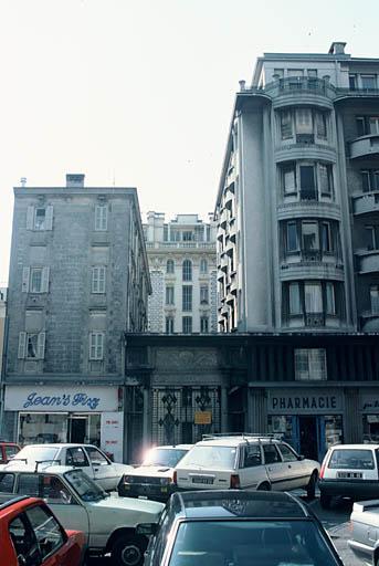 Immeuble à logements Gloria Mansions