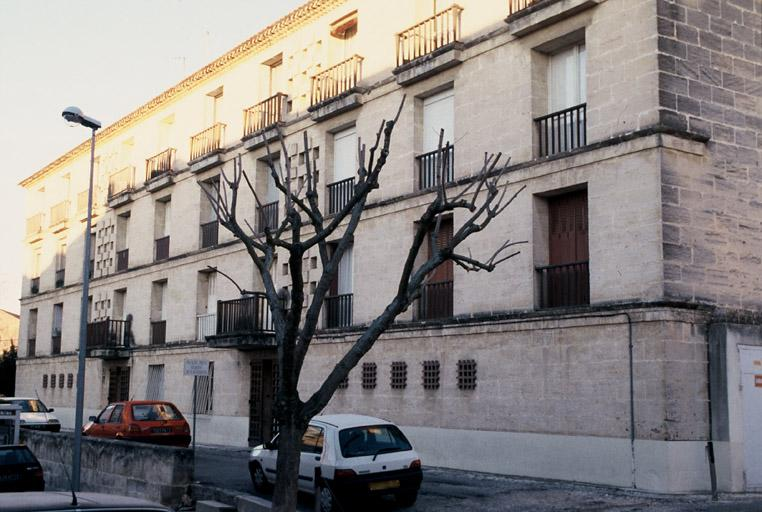 Immeubles dit Les 200 logements, résidence Fernand Pouillon