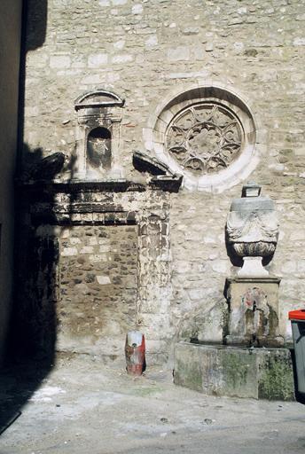 couvent Sainte-Catherine (ancien), chapelle Sainte-Catherine (ancienne)