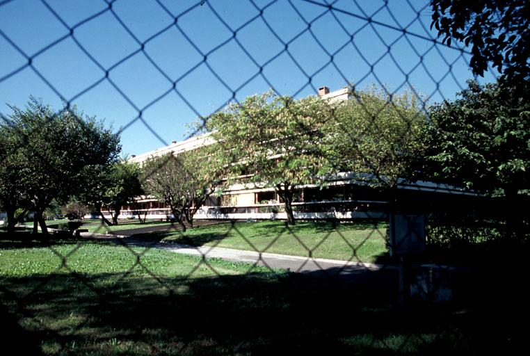 Immeuble dit résidence Anthony Réal
