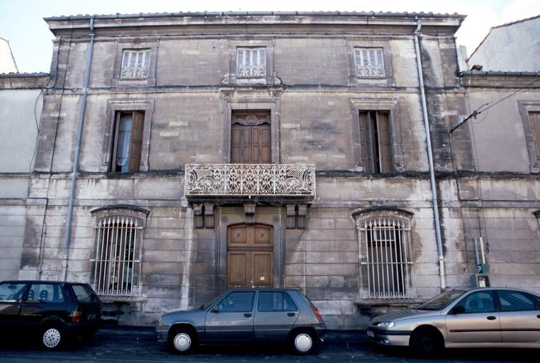 Immeuble du 19e siècle