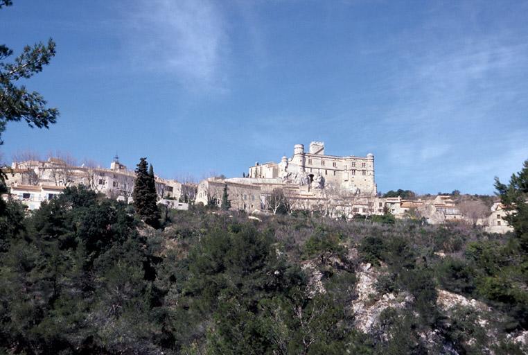 Château du Barroux