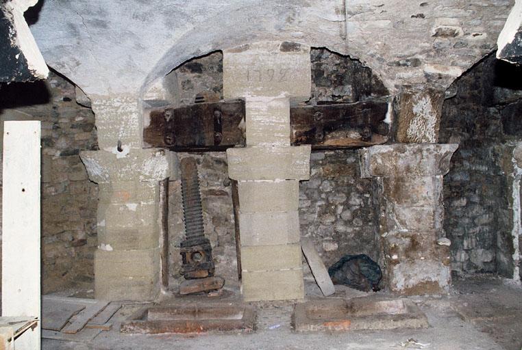 Moulin à huile (ancien)