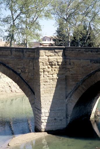 Pont sur l'Ouvèze