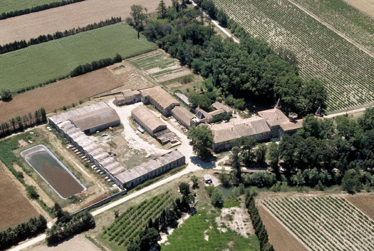 Château des Taillades et domaine