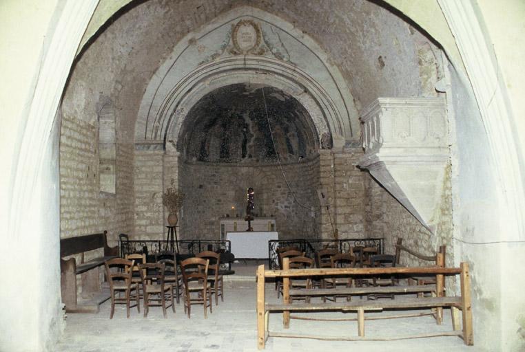 Chapelle Saint-Ariès ou Notre-Dame des Grâces