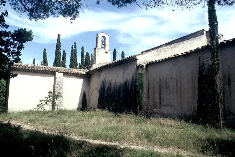 Chapelle Saint-Pancrace, ermitage ou ancien prieuré Saint-Pancrace