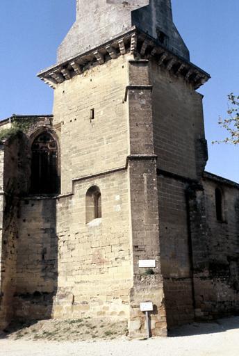 Église paroissiale Saint-Etienne, prieuré (ancien)