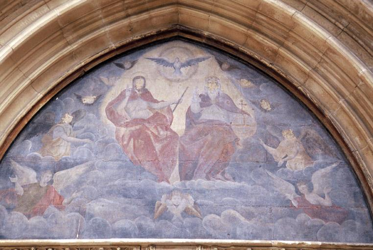 Cathédrale Saint-Siffrein (ancienne), église paroissiale Saint-Siffrein