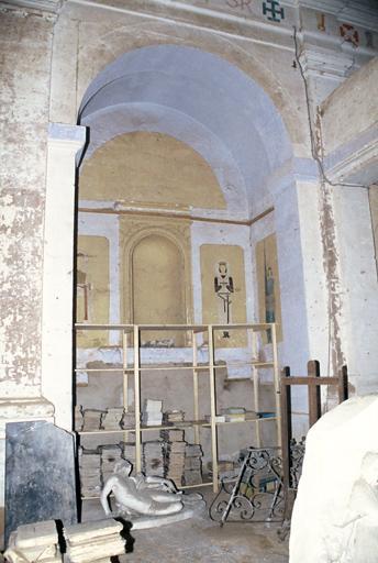 Chapelle des Pénitents noirs (ancienne)