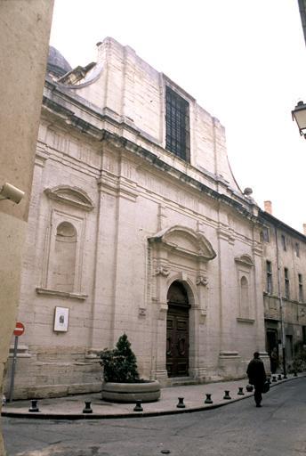 Chapelle de l'ancien collège (ancienne)