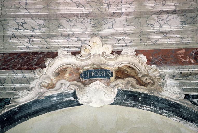 Couvent de la Visitation (ancien), église dite chapelle de l'ancien couvent ou chapelle des Pénitents gris, actuellement musée lapidaire