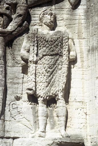 Arc monumental dit arc antique