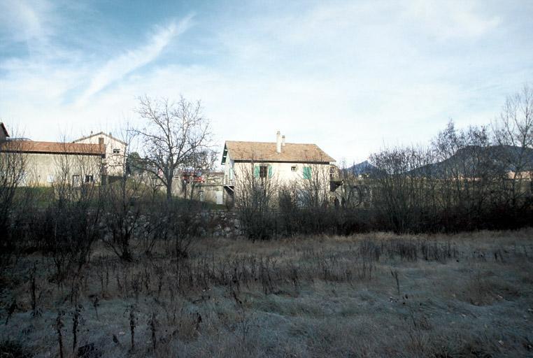 Moulin à farine (ancien) dit moulin Rougier