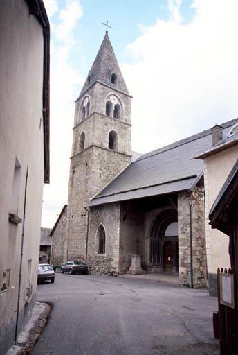 Église paroissiale Saint-Victor
