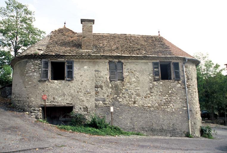 Moulin-scierie