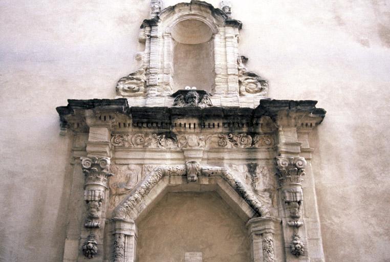 Palais de justice, ancien palais épiscopal