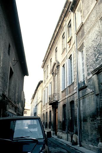 Hôtel Thomas de la Valette (ancien), ancien hôtel du comte de Modène ou hôtel de Jocas