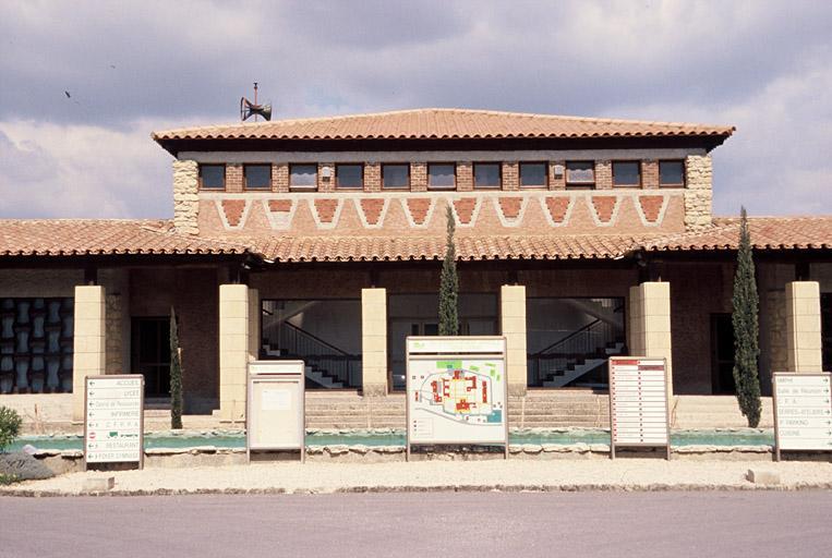 Lycée agricole de Serres, architecte Bourgoin