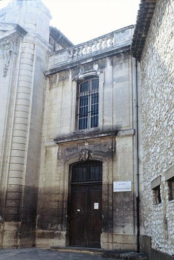 Chapelle de l'ancien hôpital, musée lapidaire