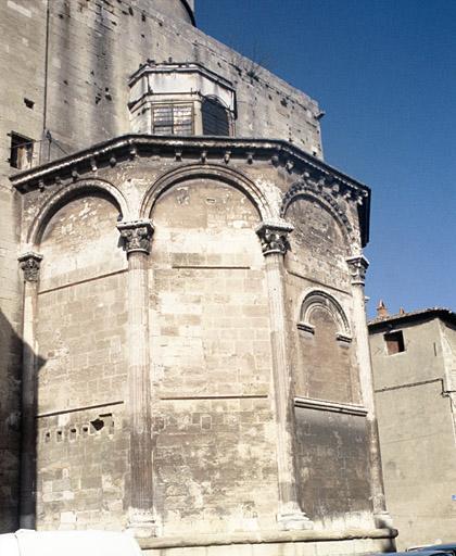 Cathédrale Saint-Véran (ancienne), église paroissiale Saint-Véran