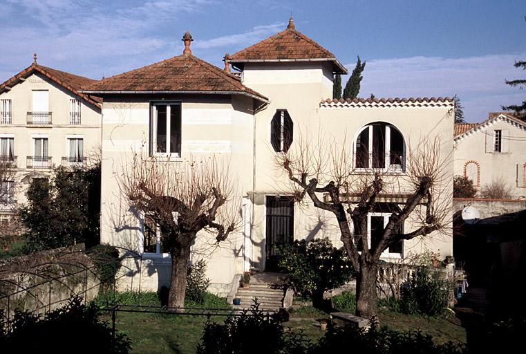 Maison dite Villa bordeaux, des années 30
