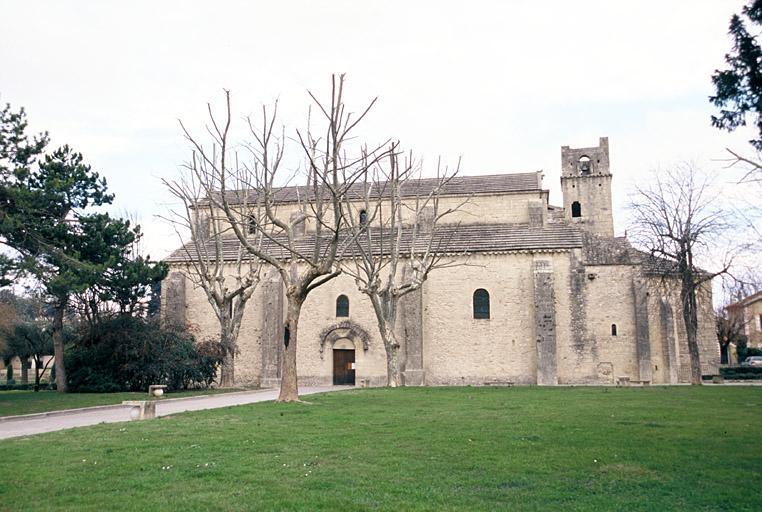 Cathédrale (ancienne), église Notre-Dame de Nazareth