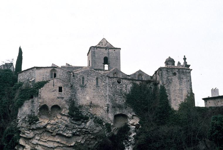 Église de la Haute-Ville (ancienne) dite aussi ancienne cathédrale de la Haute-Ville