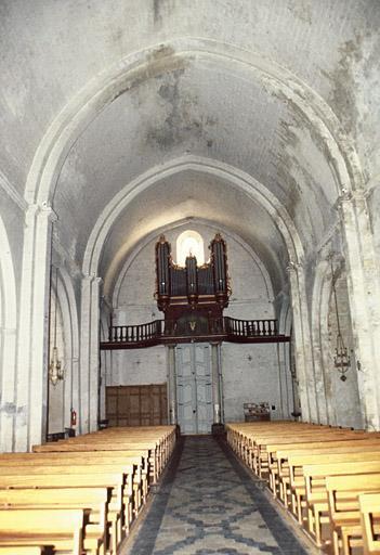 Église paroissiale Notre-Dame-de-Beaulieu