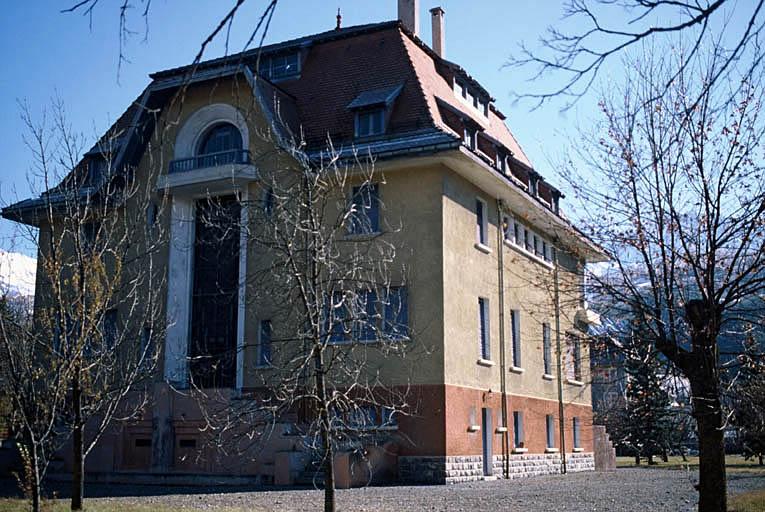 maison dite villa Bleue