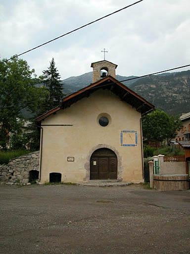 église dite chapelle Sainte-Julienne