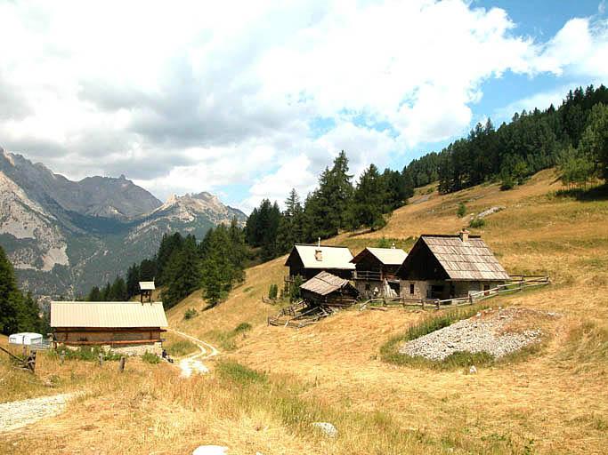 église dite chapelle d'alpage