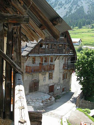 maison ferme, voisine de Faure-Vincent-Dubois