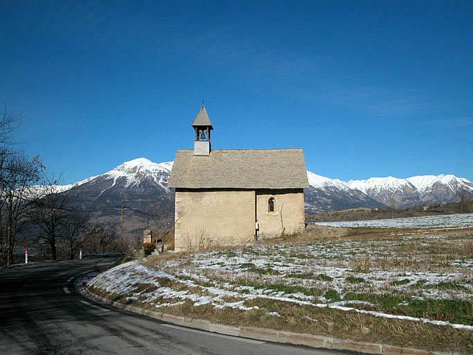 Église dite chapelle des Salettes