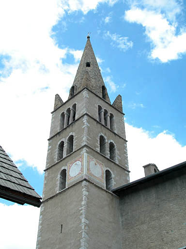 Église paroissiale Notre-Dame de l'Aquilon