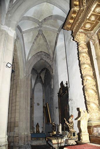 Église paroissiale Saint-Paul, ancienne collégiale Saint-Paul