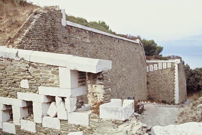 fort de l'Eminence (ancien)