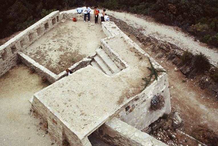 Fort de l'Estissac, ancienne redoute de l'Estissac