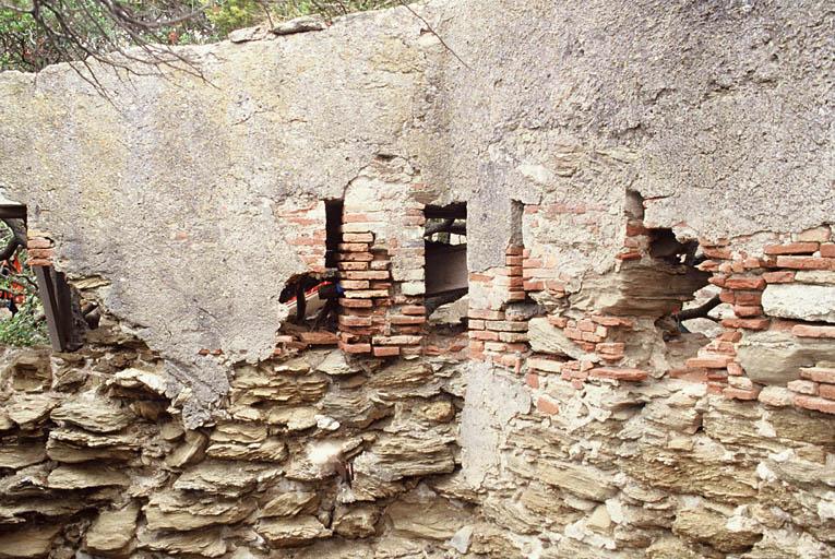 Fort de Port Man (ancien), batterie de Port Man