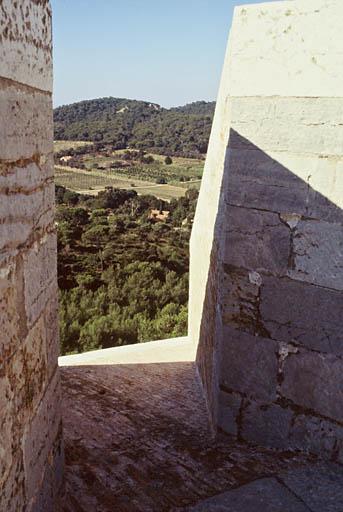 fort Sainte-Agathe (ancien), dit château Sainte-Agathe ou château de Porquerolles