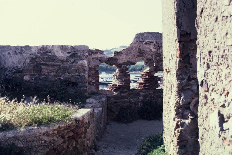 Batterie du Pradeau (ancienne) dite la Tour Fondue