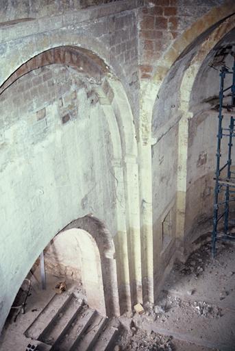 église Notre-Dame de Nazareth (ancienne), tour octogonale