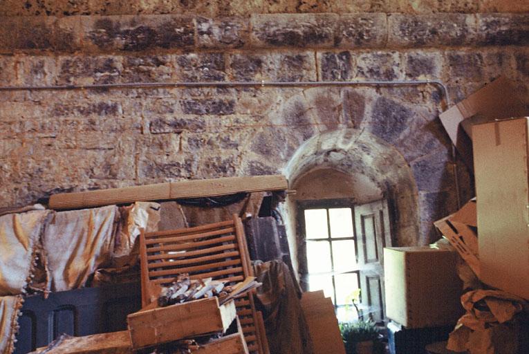 Établissement conventuel dit Chartreuse de Montrieux-Le-Vieux (ancienne)