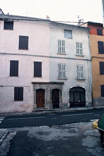 Maisons de la grand-rue